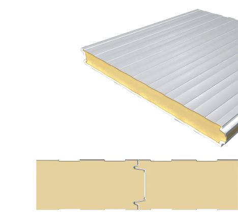 Paneles de poliuretano with paneles de poliuretano good - Precio de espuma de poliuretano ...